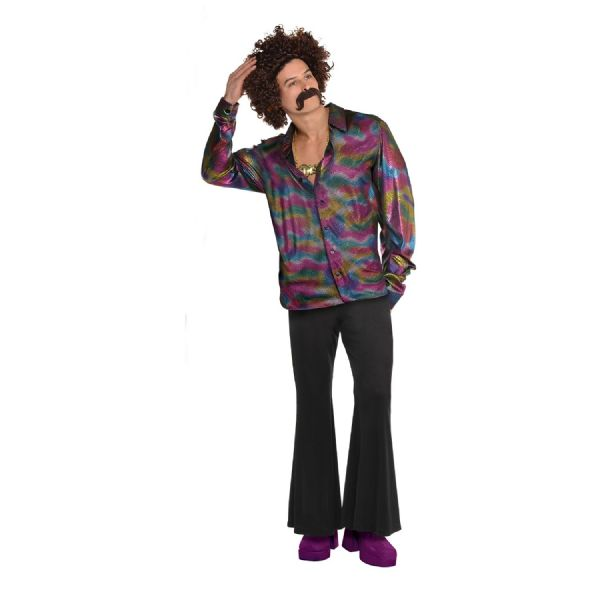 70s Disco Fever Far Out Bell Bottoms